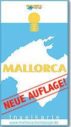 Mallorca Karte Strände.Mallorca Karte Mit Urlaubsorten Stränden Und Sehenswürdigkeiten